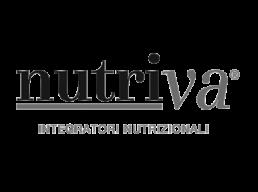 Nutriva integratori nutrizionali marchio Farmacia Deluigi Rimini